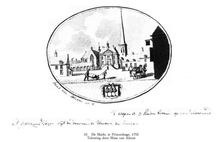 Haagseamrkt 1792