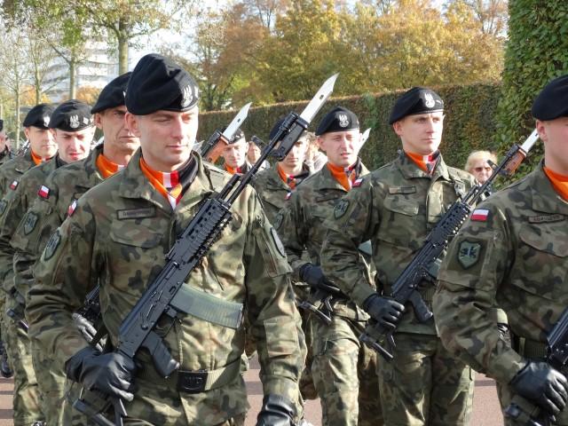 18 jaar soldaat